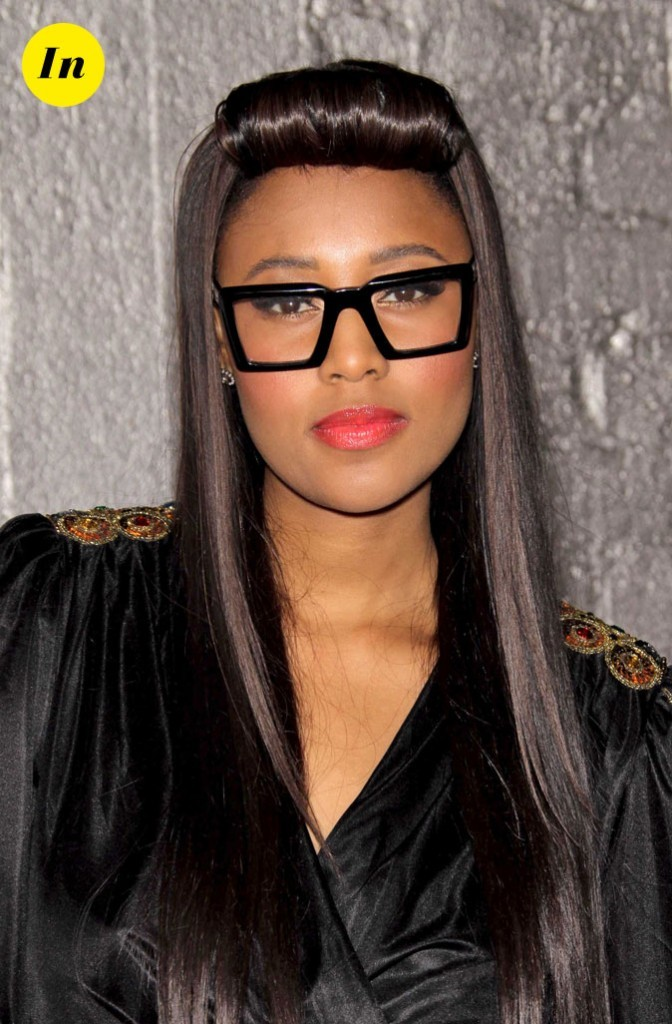 Les lunettes de vue tendance geek de VV Brown