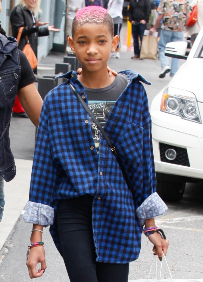 2012: Un peu garçon manqué pour aller shopper