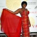 Jennifer Hudson, le papillon rouge