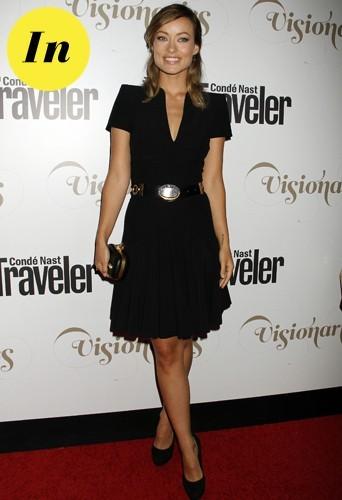 Les petites robes noires on adore sur Olivia !