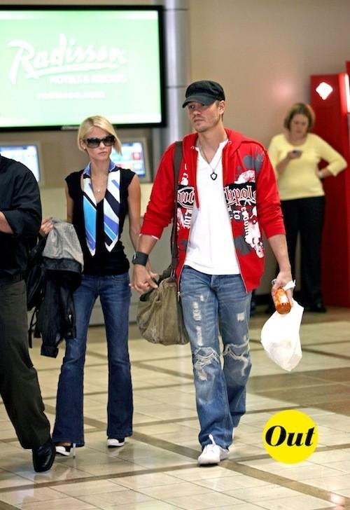Looks de Chad Michael Murray (Les Frères Scott): découvrez son CV fashion !