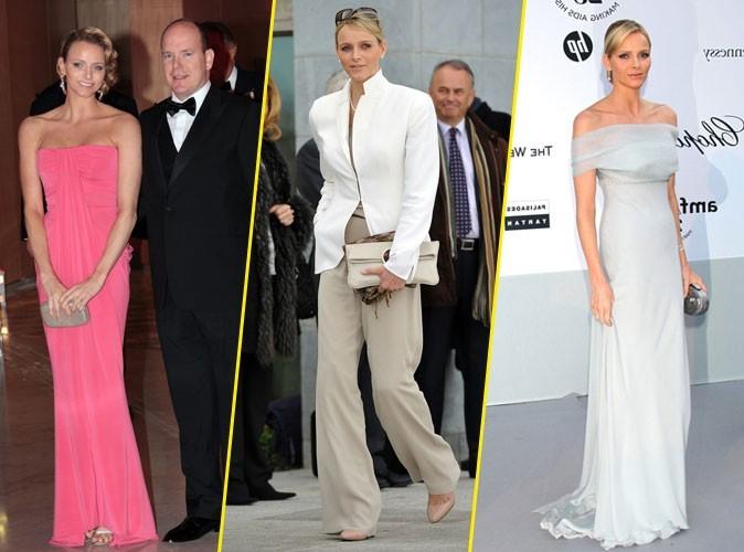 Looks de Charlene Wittstock : décryptage d'un style chic bien (trop ?) maîtrisé !