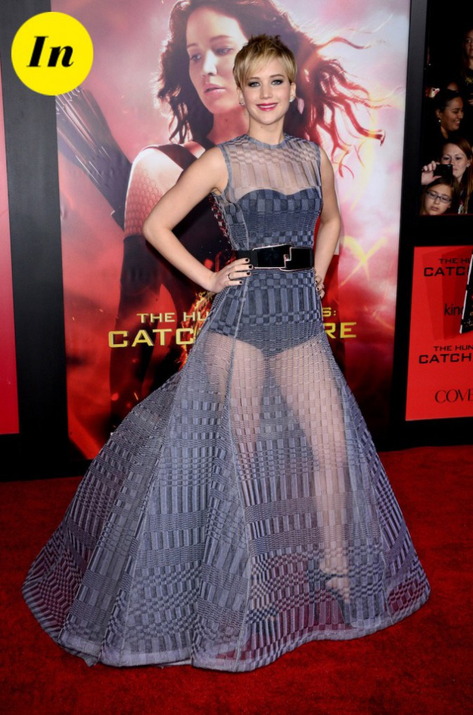 "Looks de Jennifer Lawrence : retour sur le CV fashion de la star de ""Hunger Games : L'embrasement "" !"