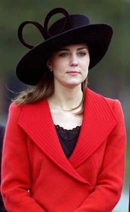 Kate Middleton en 2006