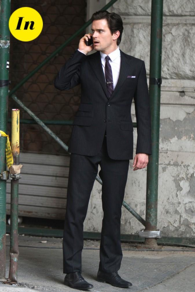 Looks de Matt Bomer : retour sur le CV fashion du sex symbol de FBI : Duo très spécial !