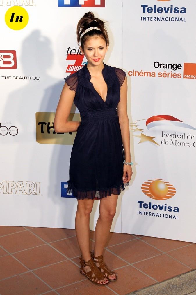 La jolie Nina Dobrev !