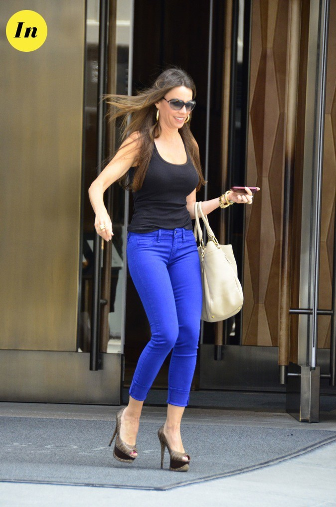 Juin 2012 : jamais sans son sac Prada !