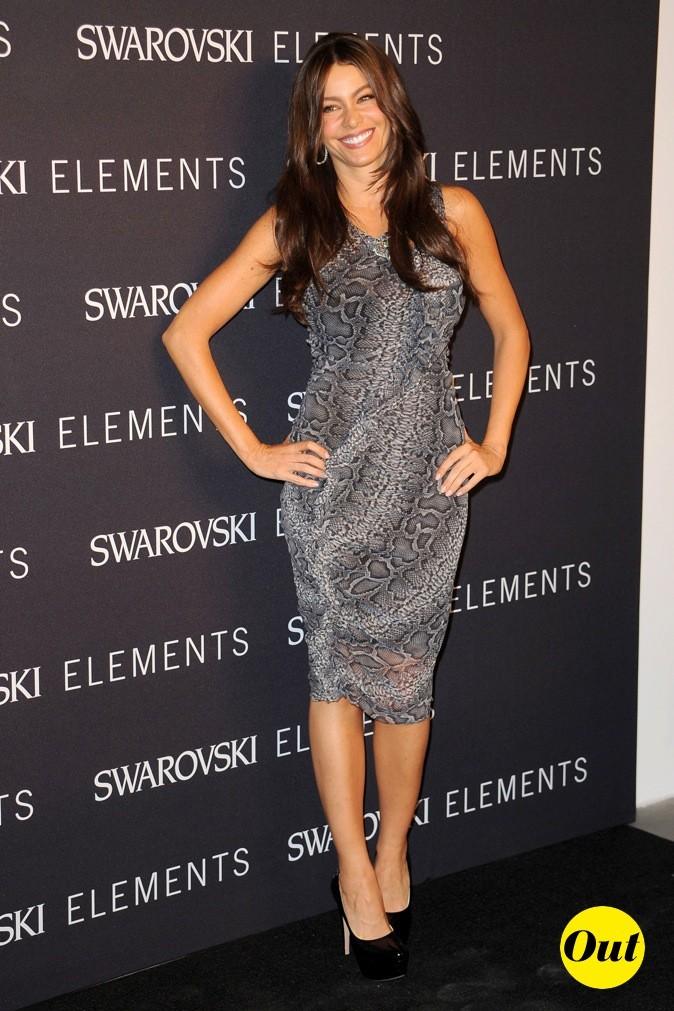Septembre 2012 : Sofia Vergara à la soirée Swarovski !