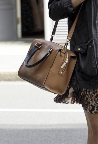 Le sac cartouchière