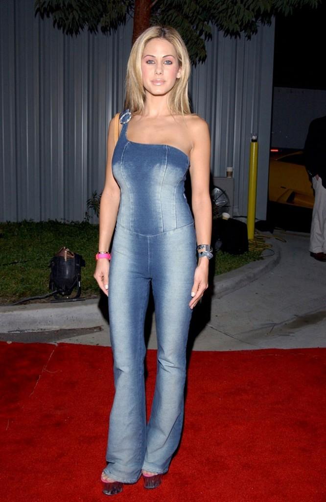 La combinaison en jean de Shauna Sand !