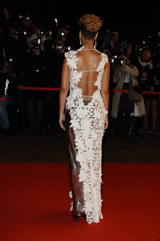 Rihanna en Jean-Paul Gaultier