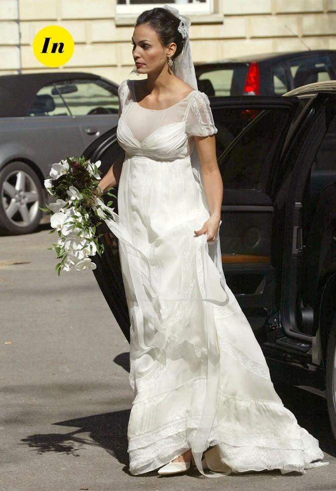 La robe de mariée d'Ines Sastre