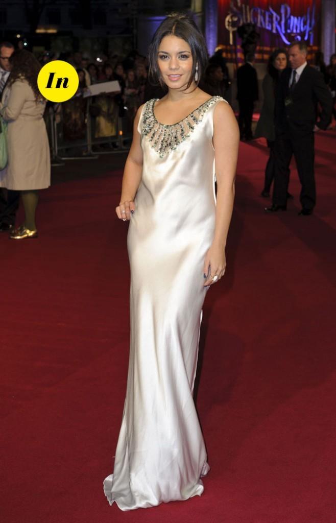 Le look glam' de Vanessa Hudgens en Mars 2011 !
