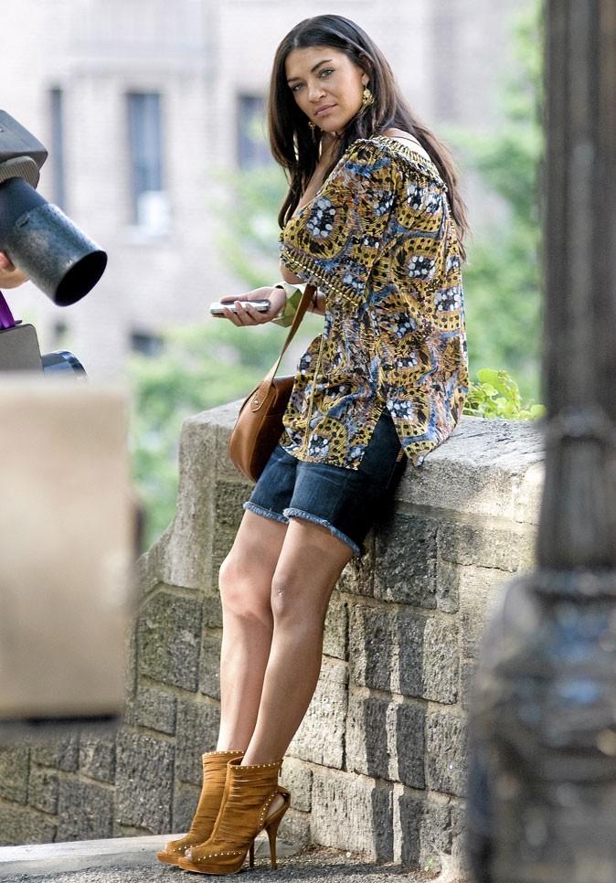 La blouse imprimé africain de Vanessa Abrams !