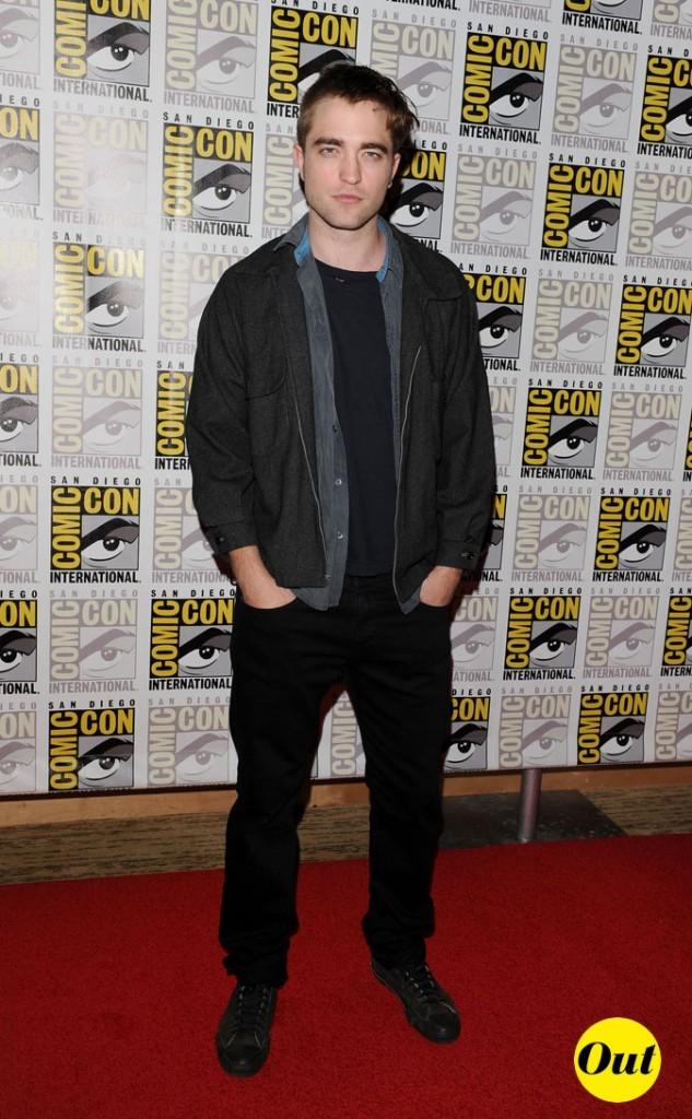 Robert Pattinson beaucoup trop négligé sur le tapis rouge