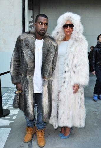 2010: Duo de choc pour le défilé Louis Vuitton