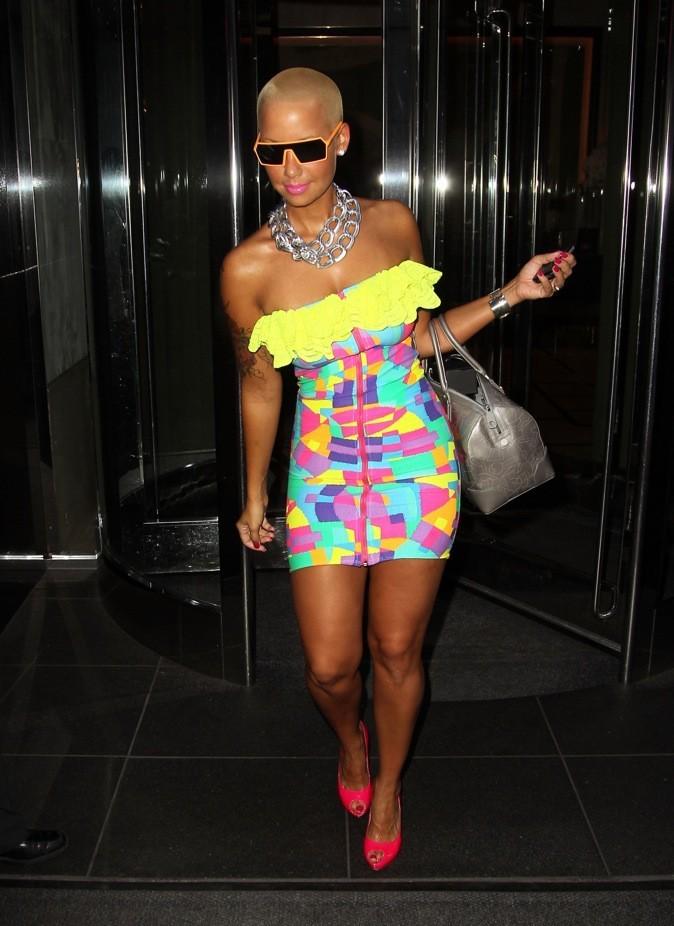 2010: En mode arlequin dans les rues de New York !