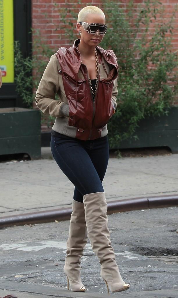 2011: Lunettes de choc à New-York !