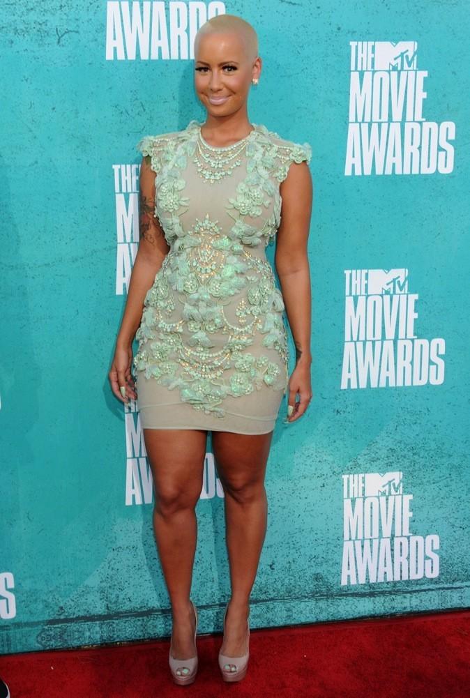 2012: Aux MTV Movie Awards