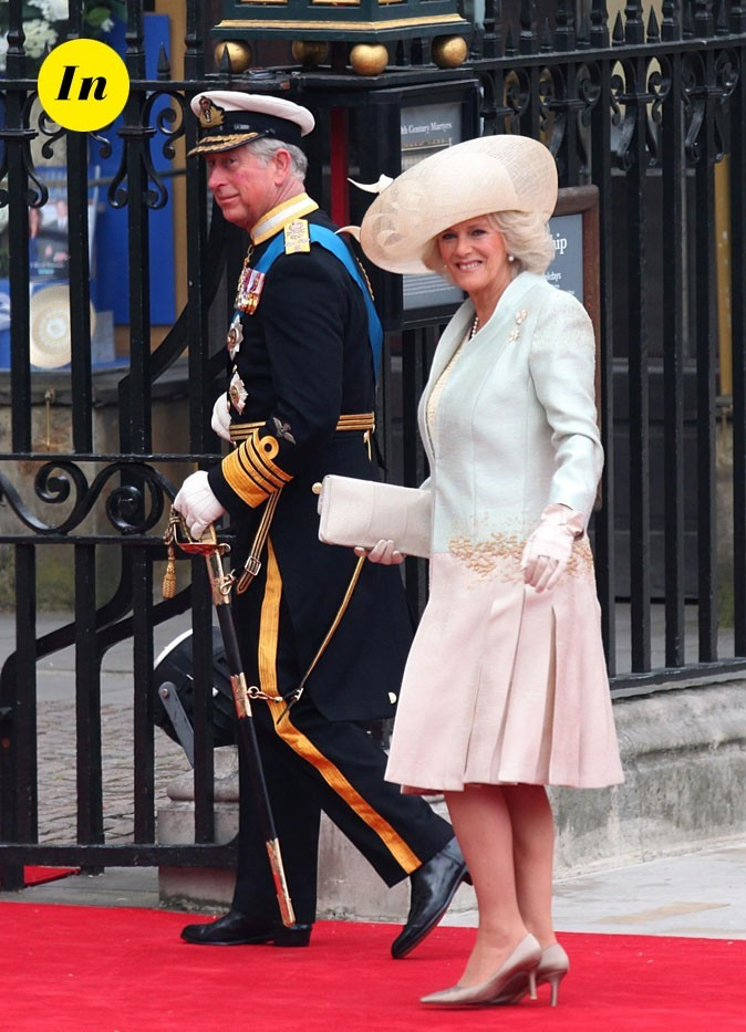 Prince Charles et Camilla