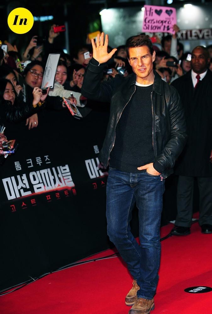 Tom Cruise, un homme de la ville