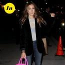 Sarah Jessica Parker et son sac Vuitton