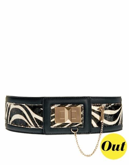 La ceinture corset