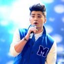 Zayn Malik chante en concert à Londres !