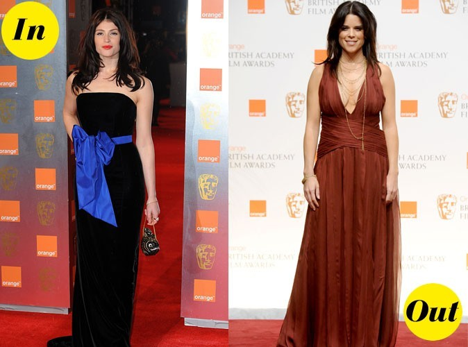 Photos : BAFTA Awards 2011 : les robes longues IN&OUT des stars