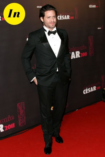 César 2011 : le smoking Yves Saint Laurent d'Edgar Ramirez