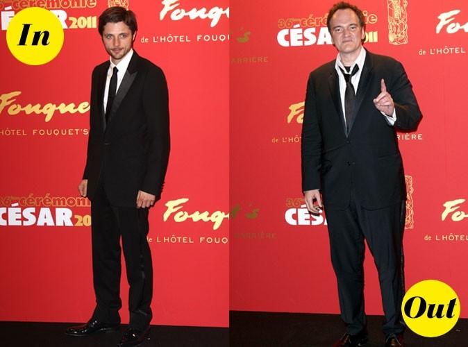 Photos : César 2011 : les hommes stylés en costard !