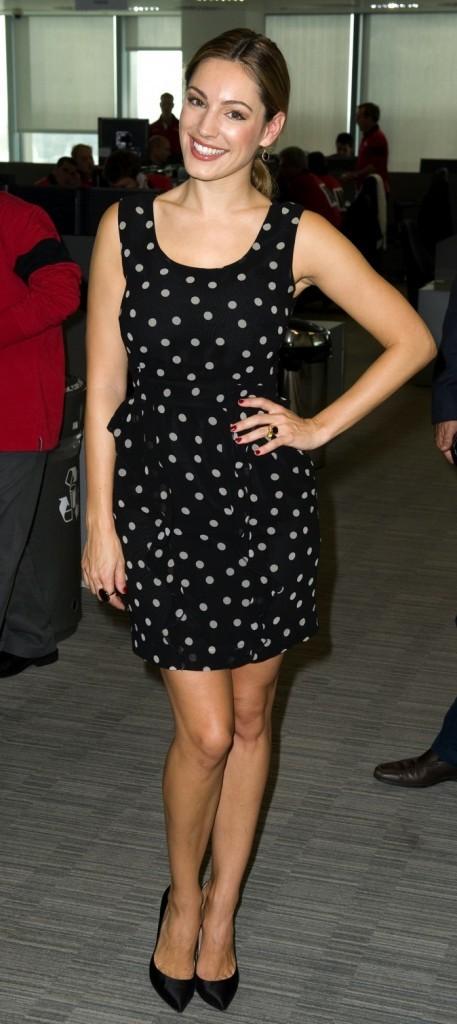 Août 2011 : petite robe à pois !
