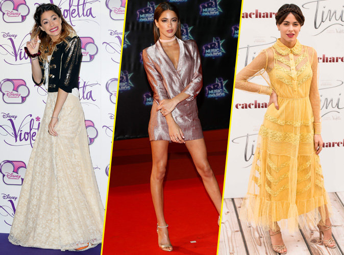 Photos de violetta tini d couvrez le cv fashion de martina stoessel - Tous les personnages de violetta ...