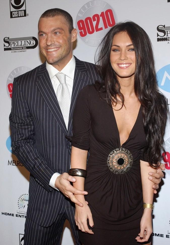 2006 : Megan Fox et Brian Austin il y a 6 ans !