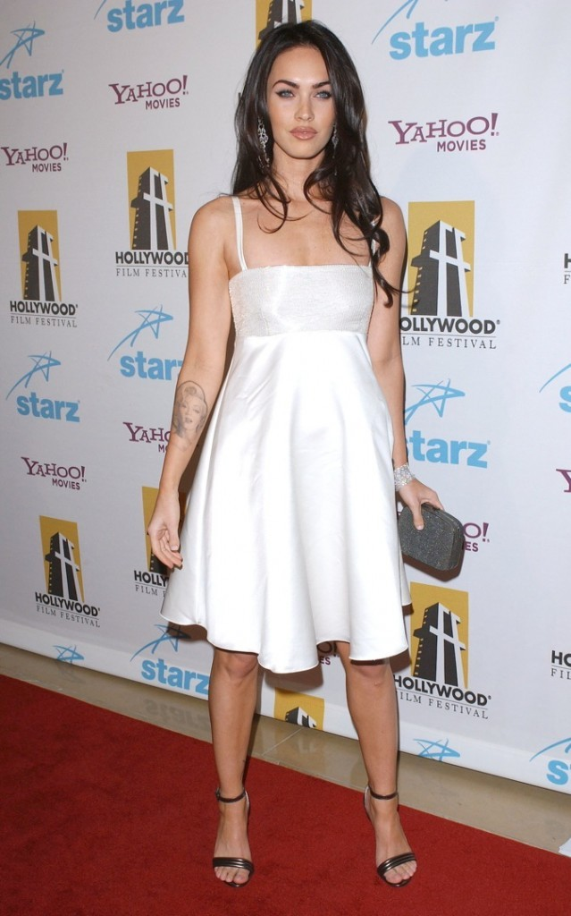 2007 : Megan Fox lors des Hollywood Awards !