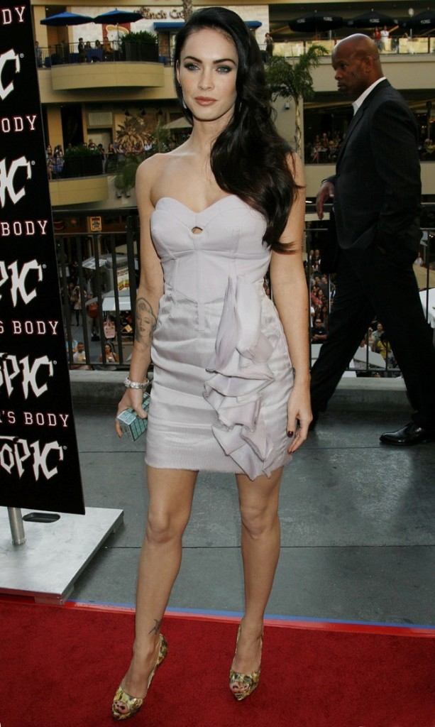 2009 : Evénement à l'occasion du film Jennifer's Body !