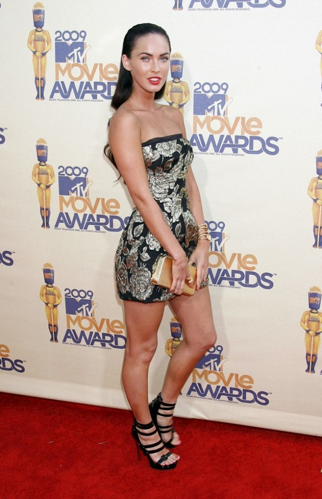 2009 : lors des MTV Movie Awards !