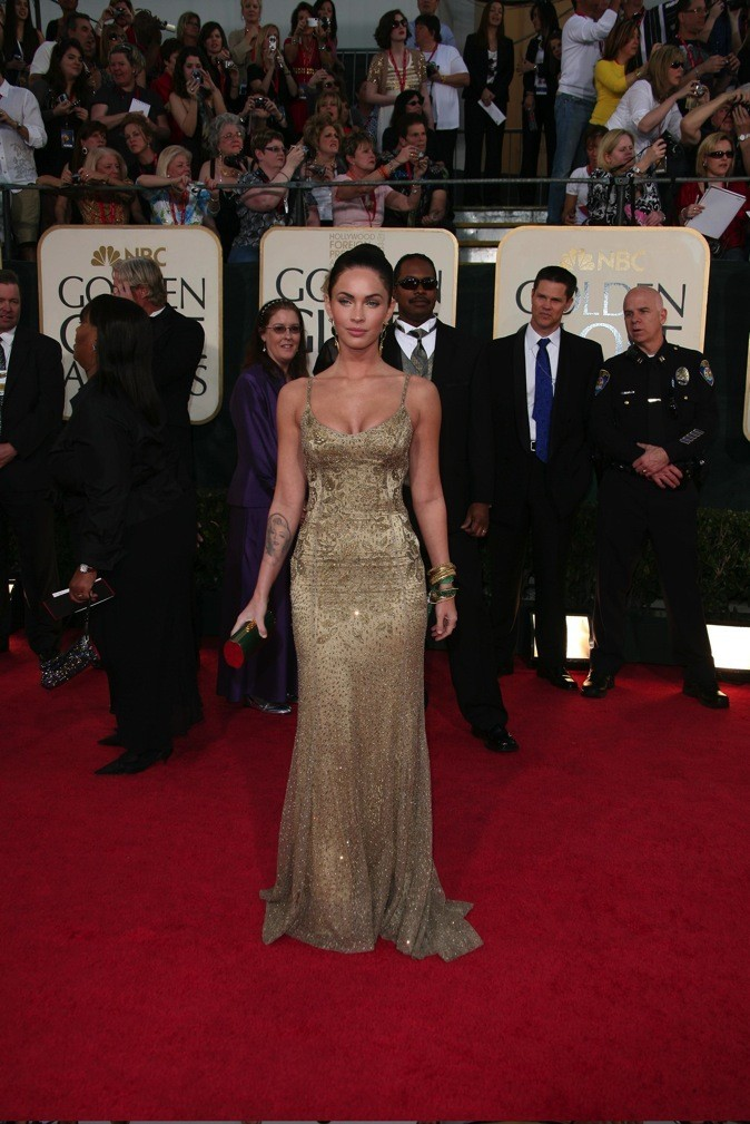 2009 : Megan Fox lors des 66ème Annual Globe Awards !