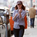 2011 : Megan Fox se balade dans les rues de New York !