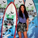Megan Fox lors des Teen Choice Awards en 2010 !