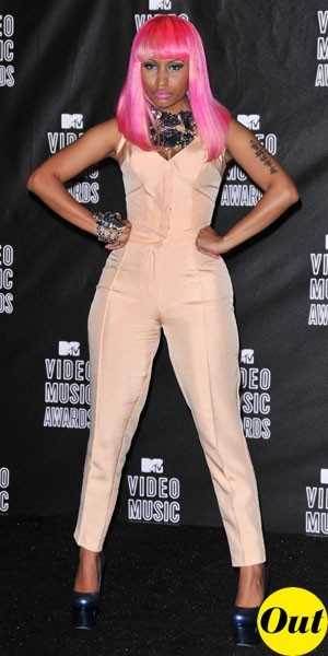 Photos : le look fashion faux pas de Nicki Minaj