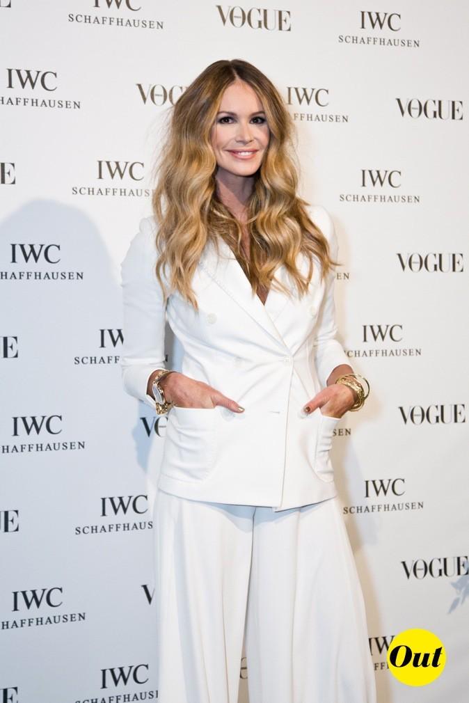 Elle Macpherson : 100% white !