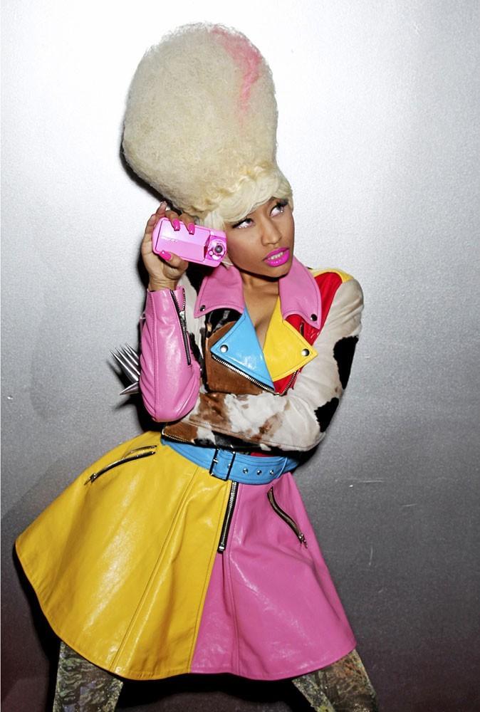 La it girl 2011 Nicki Minaj : rappeuse de diamants ?