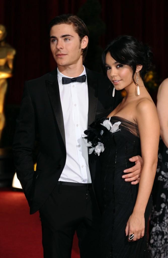 L'ex couple !