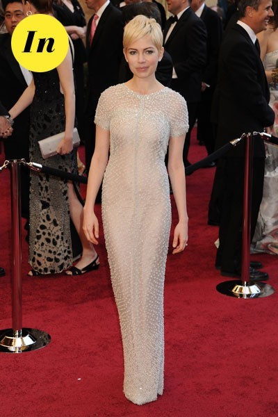 Oscars 2011 : la robe Chanel de Michelle Williams