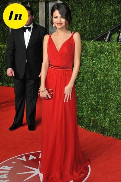 Oscars 2011 : la robe Dolce & Gabbana de Selena Gomez