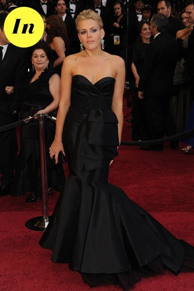 Oscars 2011 : la robe Douglas Hannant de Busy Philipps