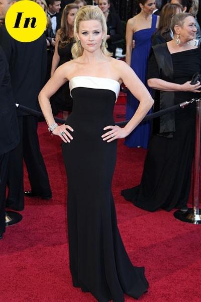 Oscars 2011 : la robe Giorgio Armani Privé de Reese Witherspoon
