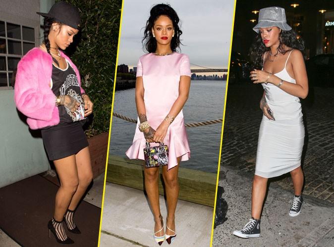 Rihanna : d�couvrez son CV Fashion streetwear chic !