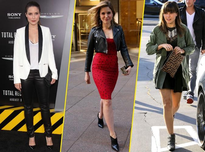 Photos : Sophia Bush : classe en toutes circonstances... Découvrez son CV Fashion !